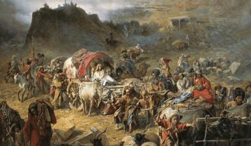 Kafkasya'da Rus Yayılmacılığı ve Çerkeslerin Osmanlı Coğrafyasına Sürgünleri