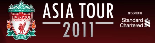 Liverpool Asia Tour 2011