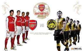 Malaysia vs Arsenal