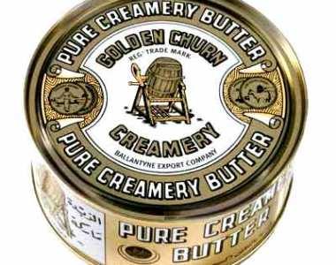 Mentega Golden Churn Pure Creamery Butter
