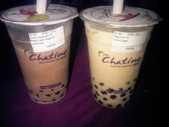 Chatime Buble Tea