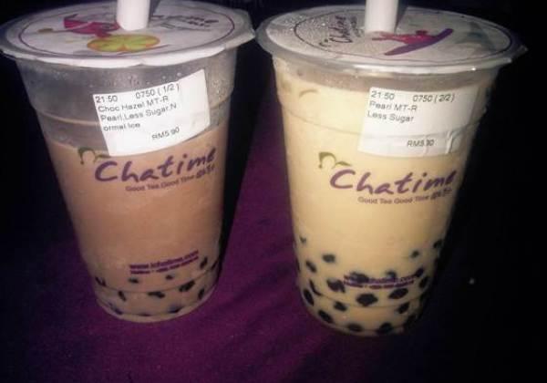 Chatime Buble Tea
