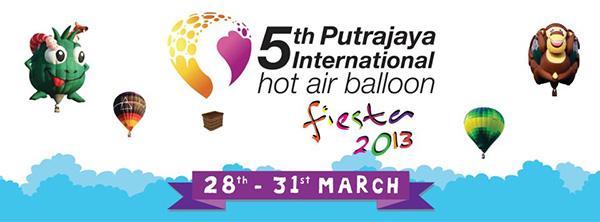 Fiesta Belon Udara Panas Antarabangsa Putrajaya 2013