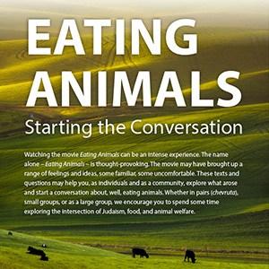eating animals hazon