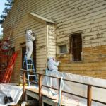 Haz-Pros, Inc. offers lead paint removal services
