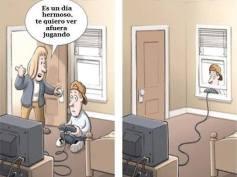 videojuegos rabietas comportamiento infantil juvenil
