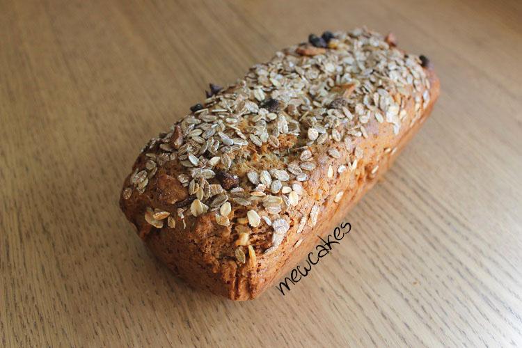 Pan de muesli  Desayunos  HazteVegcom