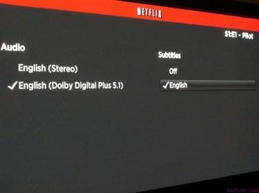 Configura en NETFLIX subtítulos y audio en español