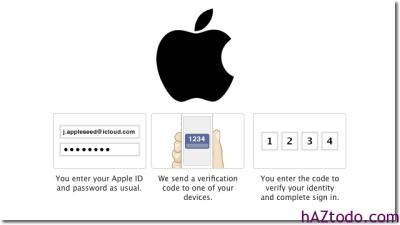 Aumentar seguridad en Apple ID