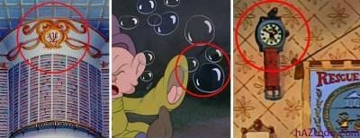 Cómo encontrar a Mickey escondido en todas las películas Disney