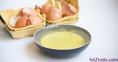 Qué hacer con las yemas de huevo que sobran?