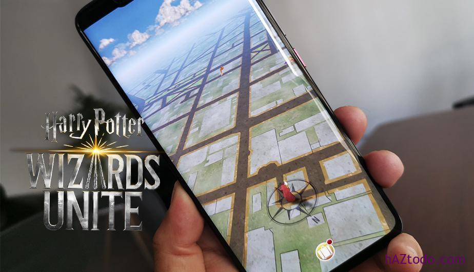 Como instalar Harry Potter: Wizards Unite, descargar en Android y iPhone