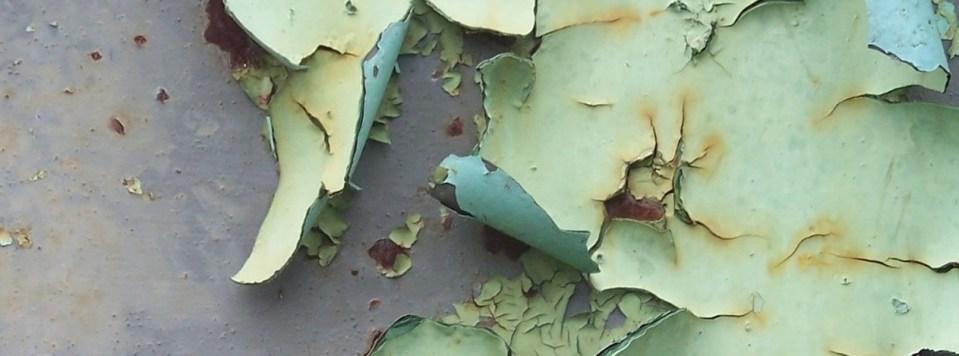 Paint chip death