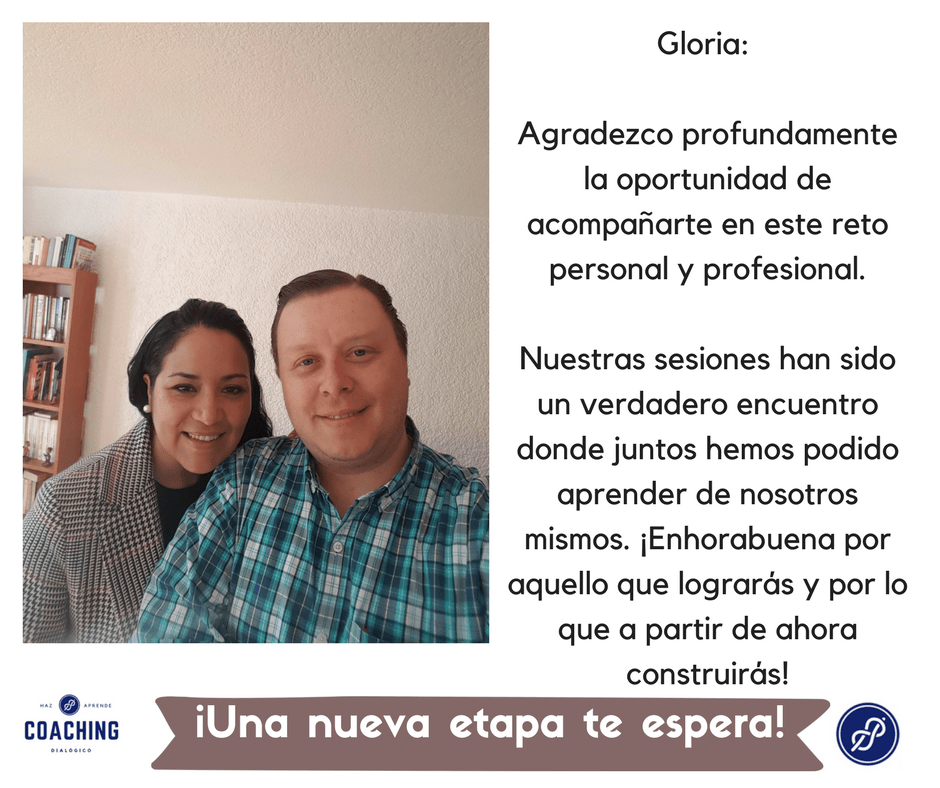 Coaching Gloria Martínez 2017