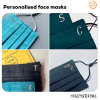 Personalised adult face masks