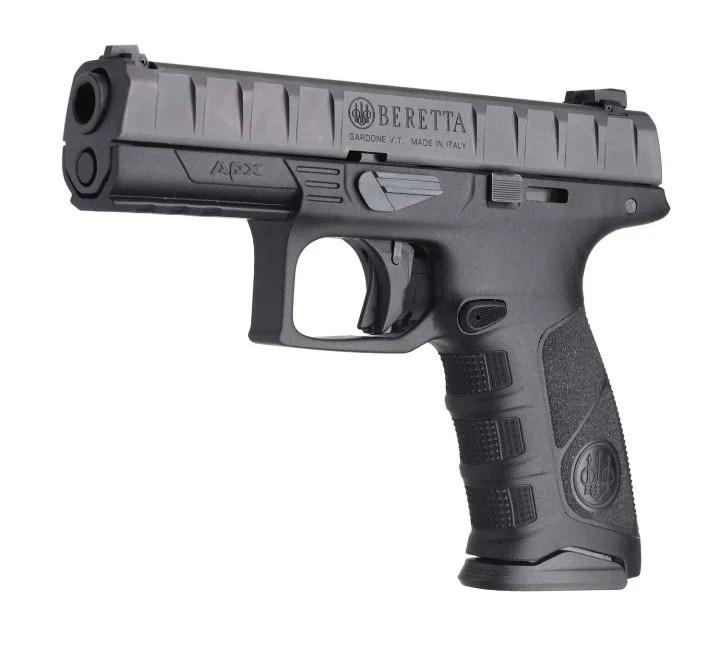 Beretta-APX-9x19mm-9x21mm-40S&W-semi-automatic-pistol-08
