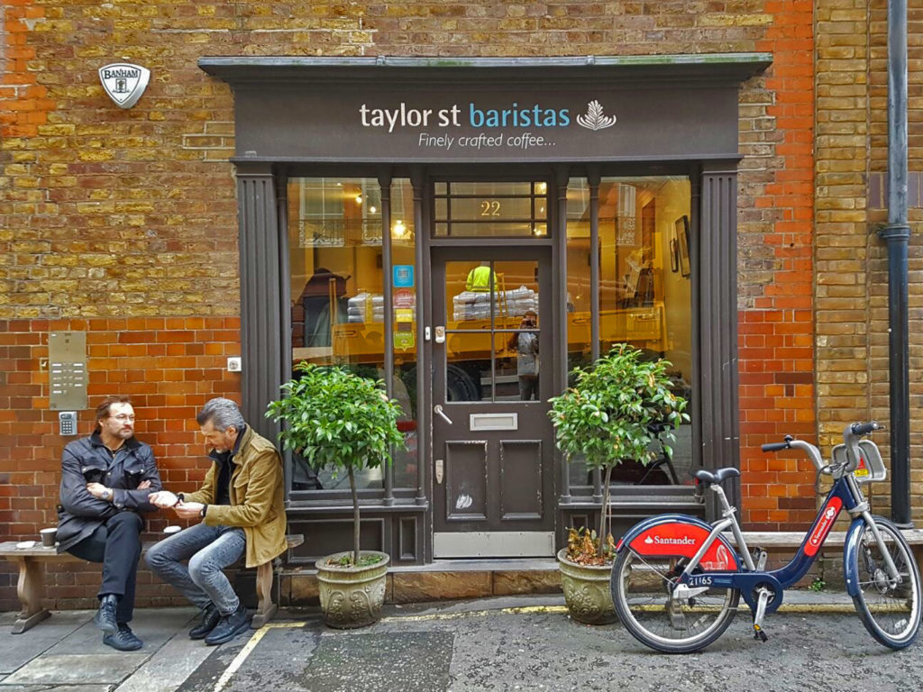 Taylor Street Baristas