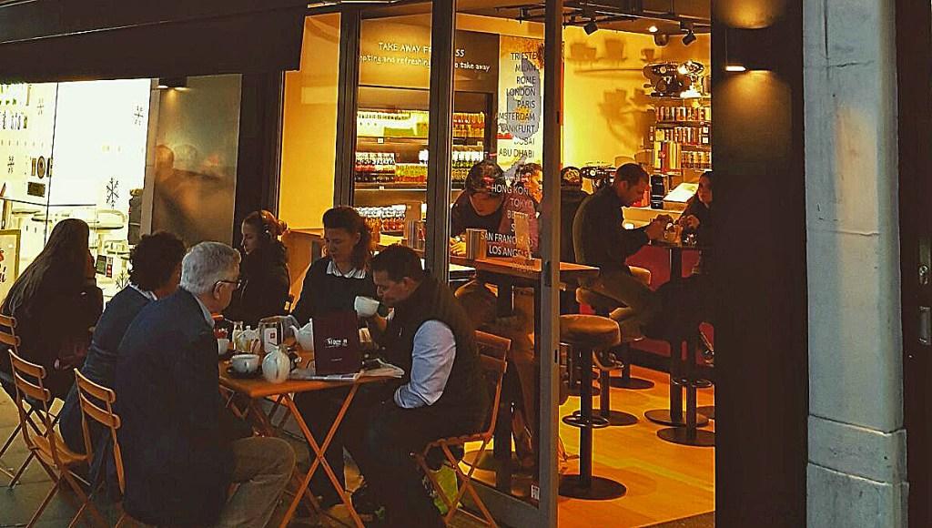 Illy Café London