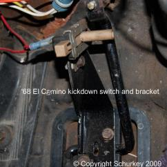 1972 Chevelle Wiring Diagram Ac Image Kick Down Electronics Th400 In Need Help - Tech