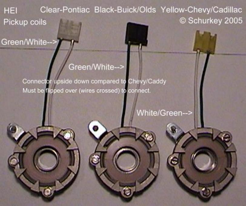 Ignition Pickup Coil Wiring Diagram - All Diagram Schematics