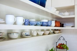 Avalon Small Kitchen Renovation | Helen Baumann Design