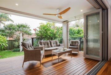 Deck Renovations | Helen Baumann Design