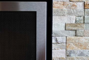 Fireplace Finishes | Helen Baumann Design