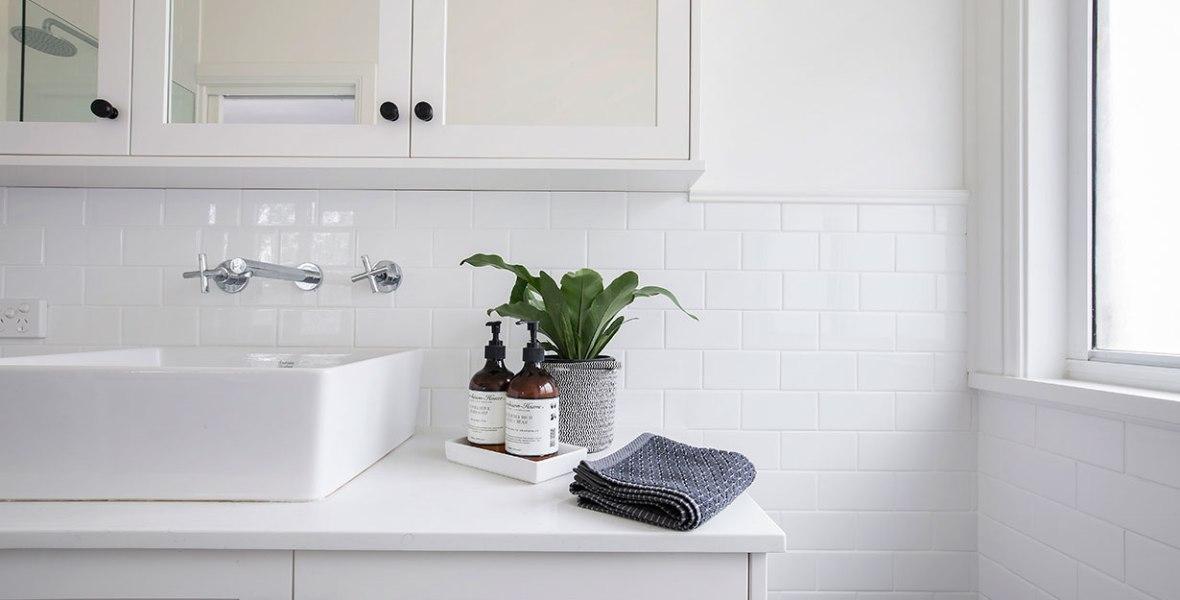 Ensuite Bathroom Renovation | Helen Baumann Design