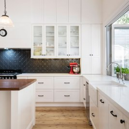Hampton Style Kitchen Design | Helen Baumann Design