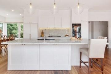 Hamptons Style Kitchen Design   HB Design