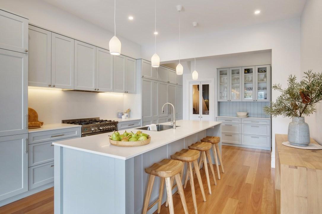 Contemporary Kitchen Design | Helen Baumann Design