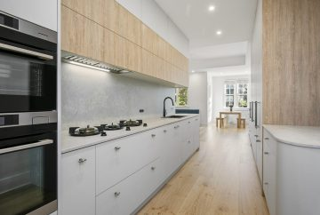 Contemporary Kitchen Manly | Helen Baumann Design