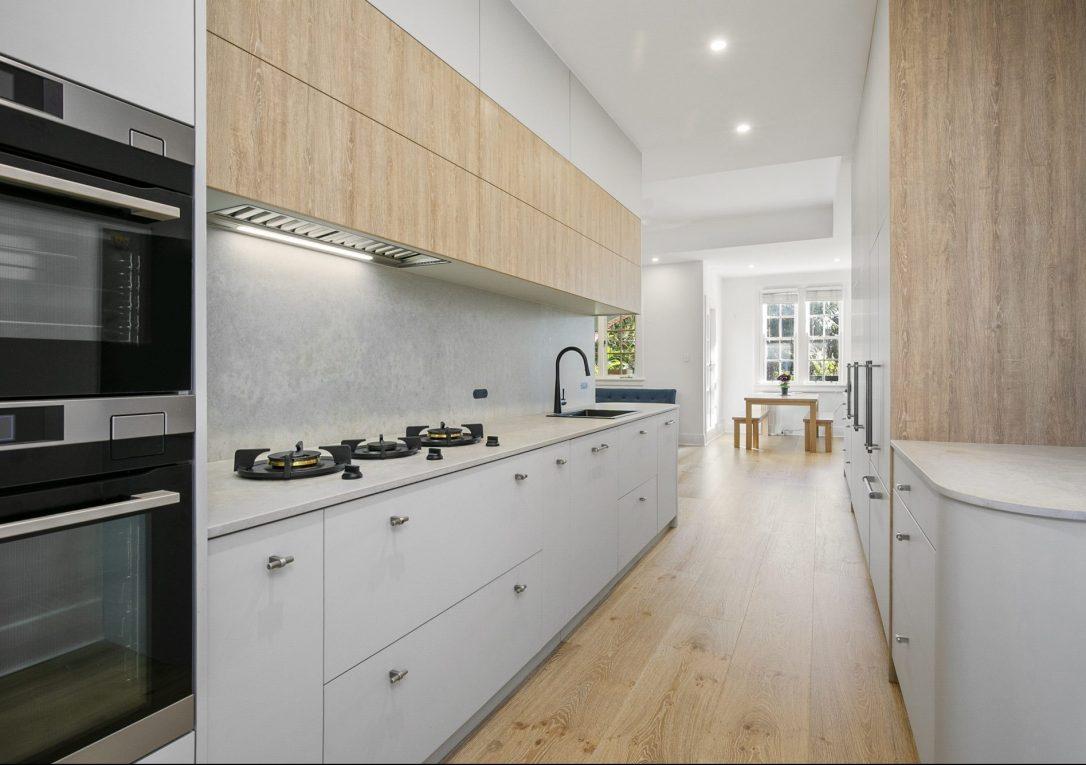 Contemporary Kitchen Manly | Helen Baumann Design