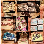 Creamy Vibrance - Handmade soaps with organic butters.