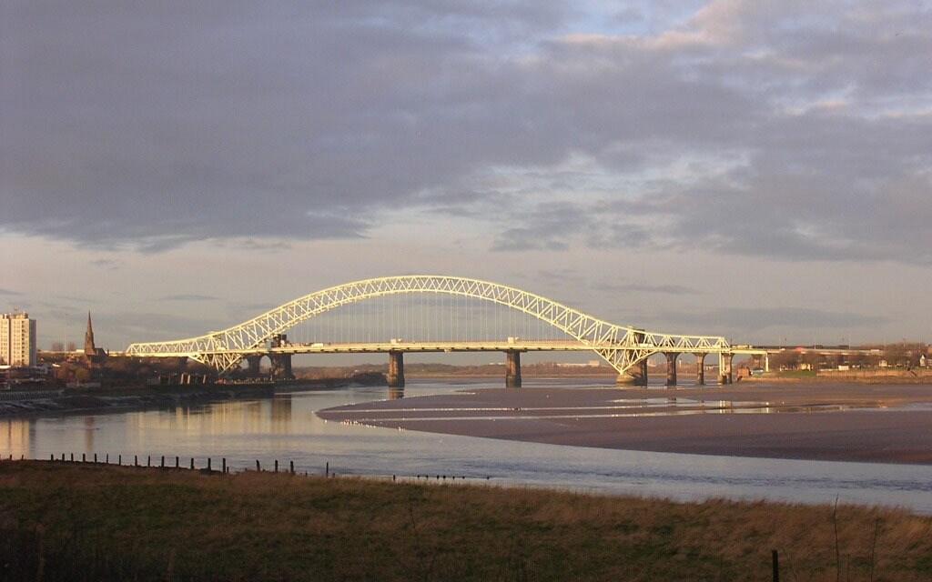Silver Jubilee Bridge 🗓