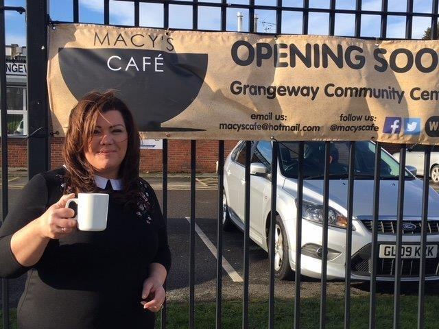 Café culture comes to Grangeway 🗓
