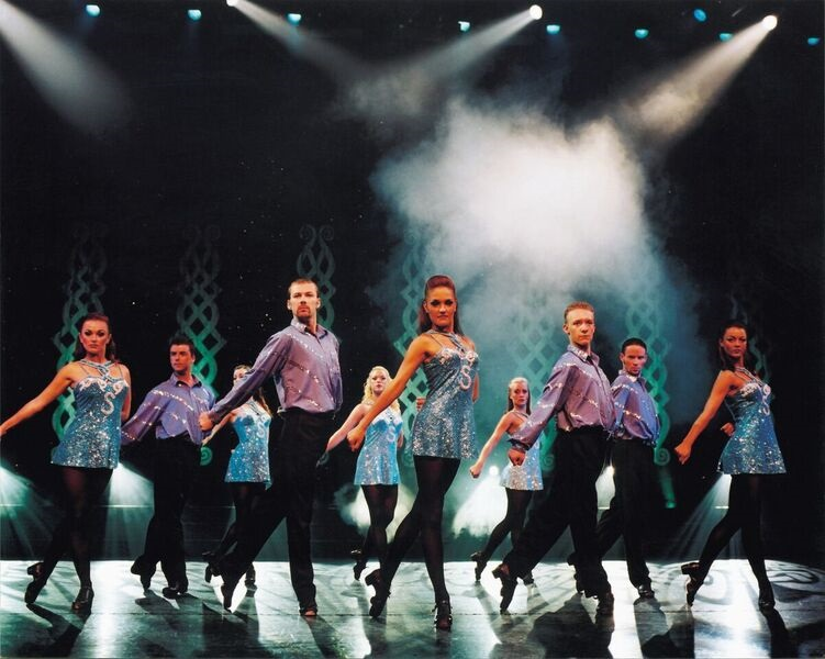 Spirit of the Dance – Coming soon to The Brindley 🗓
