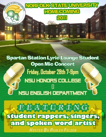 HU/NSU Battle of the Bay Poetry Slam