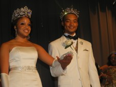 Mr and Miss VUU: Trent Miller and Shay Moss