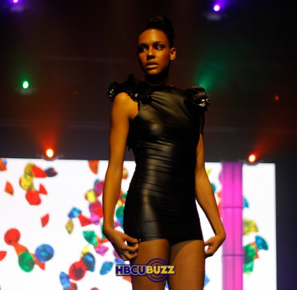 HBCU Buzz Howard Fashion Show 2011-14