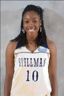 Jamila McKinnis, Stillman College