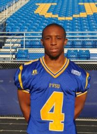 RB Travis Richmond, Fort Valley State University