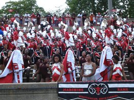 Winston-Salem State University The Red Sea of Sound