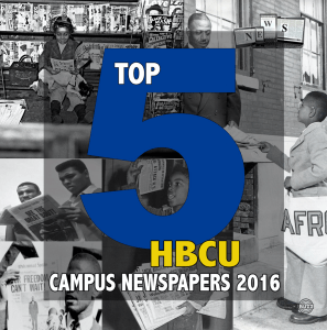 TOP 5 HBCU CAMPUS NEWSPAPERS