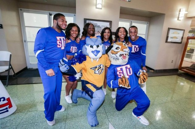 Tennessee State University Considering Partnership to Become First HBCU to Add Ice Hockey Programs