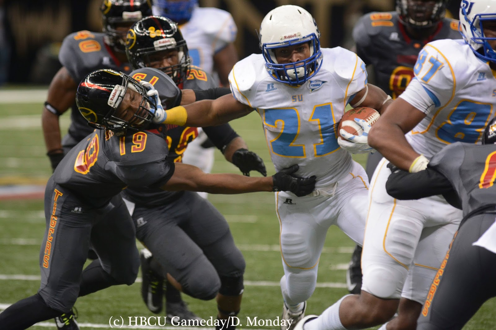 The Southern Jaguars Were Unable To Defend Their 2014 SWAC Title Last  Season, Falling To 6 5 And Losing To Rival Grambling State In The Bayou  Classic.