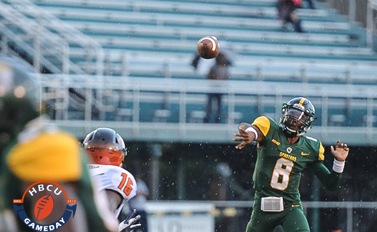 Top MEAC QBs 2019: Pootie Carter and Chauncey Caldwell