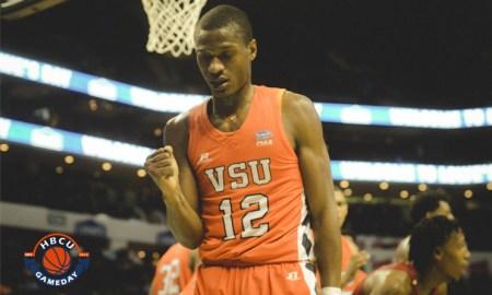 CIAA Basketball VSU