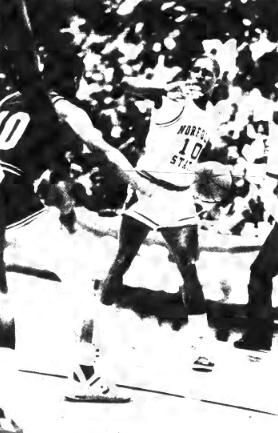 Ralph Tally NBA