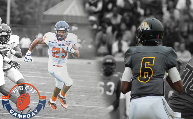 Trent Cannon And Amir Hall Have Made CIAA Football Great
